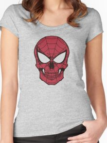 Spidead-Man Women's Fitted Scoop T-Shirt