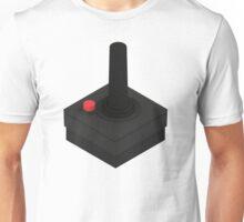 Atari 2600 Controller - Isometric Unisex T-Shirt