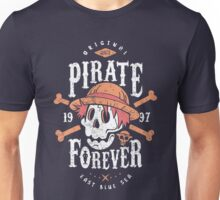 Wanted Pirate Forever Unisex T-Shirt