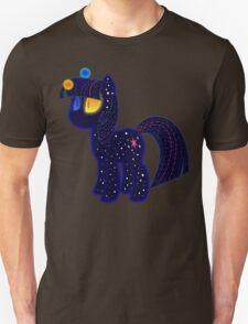 My cute pony. Little night horse. Unisex T-Shirt