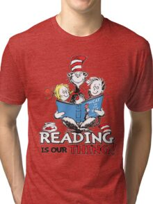 Read Across America Day 2016 Tri-blend T-Shirt