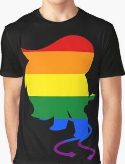 Amethyst Pride Graphic T-Shirt