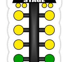 Merry Racemas Sticker