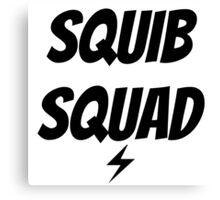 Squib Squad Canvas Print