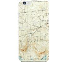 New York NY Churubusco 122746 1915 62500 iPhone Case/Skin