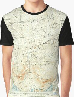 New York NY Churubusco 122746 1915 62500 Graphic T-Shirt