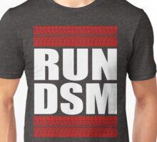 RUN DSM tire tread Unisex T-Shirt
