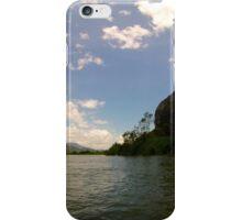 Kayaking Asia iPhone Case/Skin