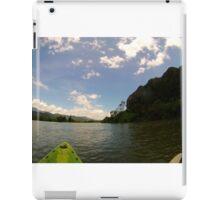 Kayaking Asia iPad Case/Skin