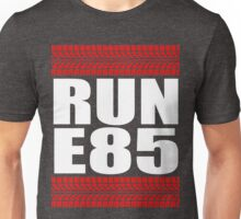 RUN E85 tire tread Unisex T-Shirt