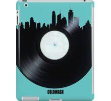 RECORD CITY iPad Case/Skin