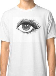 woman eye Classic T-Shirt