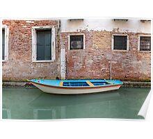 Venice Transportation Poster