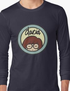 Daria - Logo Long Sleeve T-Shirt