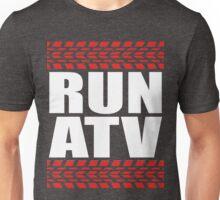 RUN ATV tread Unisex T-Shirt