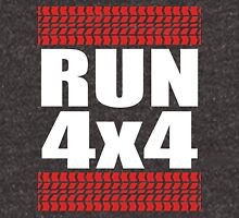 RUN 4x4 tread Unisex T-Shirt