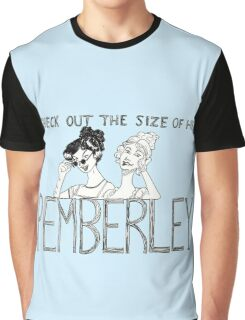 Ladies Love Pemberley Graphic T-Shirt