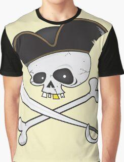 pirate skull Graphic T-Shirt