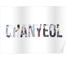EXO - Chanyeol Poster