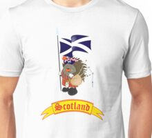 Greetings from Scotland Unisex T-Shirt