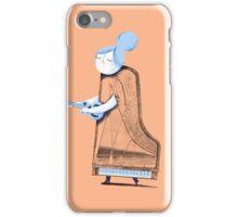 Lady in G Major iPhone Case/Skin