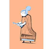 Lady in G Major Photographic Print