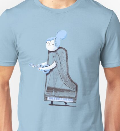 Lady in G Major Unisex T-Shirt
