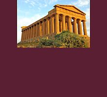Souvenir from Sicily - Agrigento's temple Unisex T-Shirt