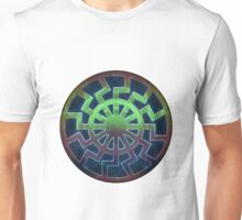 Wheels of the Sun - No BG Unisex T-Shirt