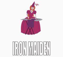 iron maiden Baby Tee