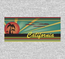 Welcome to California One Piece - Short Sleeve