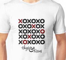 Hugs and Kisses xoxoxo Unisex T-Shirt