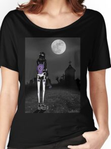 Cemetery girl Women's Relaxed Fit T-Shirt