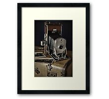 A Case For Memories Framed Print