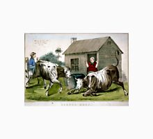 Corned beef - 1856 - Currier & Ives Unisex T-Shirt