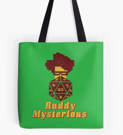 Ruddy Mysterious  Tote Bag