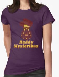 Ruddy Mysterious  Womens Fitted T-Shirt