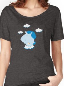 baby unicorn Women's Relaxed Fit T-Shirt