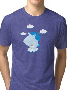 baby unicorn Tri-blend T-Shirt