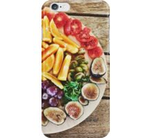Fruit Platter iPhone Case/Skin