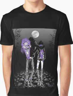 Night walks Graphic T-Shirt