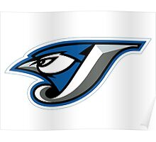 TORONTO BLUE JAYS LOGO Poster