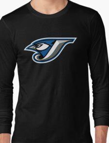 TORONTO BLUE JAYS LOGO Long Sleeve T-Shirt