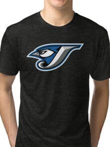 TORONTO BLUE JAYS LOGO Tri-blend T-Shirt