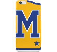 MILWAUKEE BREWERS LOGO iPhone Case/Skin