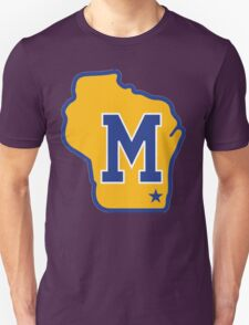 MILWAUKEE BREWERS LOGO T-Shirt