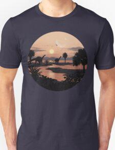 Jurassic Beach T-Shirt