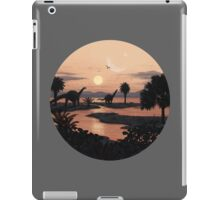 Jurassic Beach iPad Case/Skin