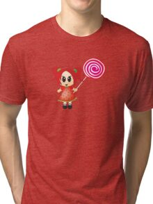 sweet like candy Tri-blend T-Shirt