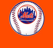 NEW YORK METS IN BALL Unisex T-Shirt